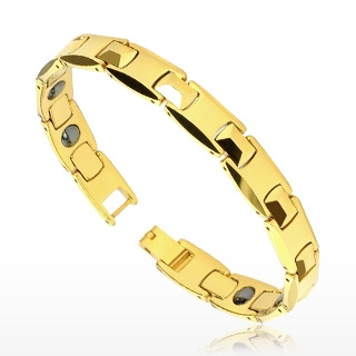 Bracelet homme tungstène Treasure