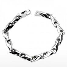 Bracelet homme tungstène ABR-09